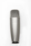 Modern microphone Stock Photography