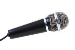 Modern microphone Royalty Free Stock Photo