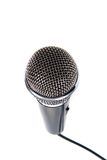 Modern microphone Royalty Free Stock Images