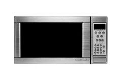 Modern microwave oven Stock Photos