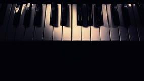 Modern Midi Keyboard Controller Royalty Free Stock Images