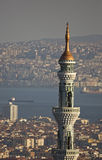 Modern Minaret Royalty Free Stock Photos