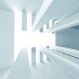 Modern Minimalistic Interior Architecture Design Background Stock Photography