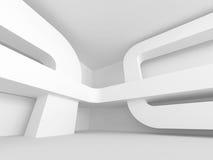 Modern Minimalistic Interior Architecture Design Background Royalty Free Stock Image