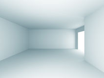 Modern Minimalistic Interior Architecture Design Background Royalty Free Stock Photography