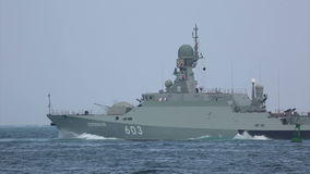Modern missile boats Russia with missiles Caliber