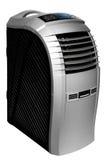 Modern mobiel airconditioningstoestel royalty-vrije stock afbeelding