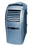 Modern mobile air-conditioner Stock Photo