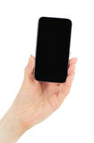 Modern mobile phone Stock Photography