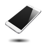 Modern mobile phone. Royalty Free Stock Photography