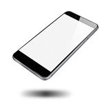 Modern mobile phone. Royalty Free Stock Photo