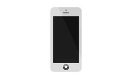 Modern mobile Royalty Free Stock Image