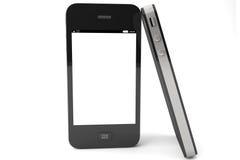 Modern Mobile phones Royalty Free Stock Photo