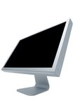 Modern monitor Royalty Free Stock Image