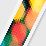 Modern Mosaic Backgound. Vector Abstract Modern Mosaic Backgound vector illustration