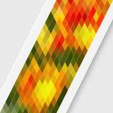 Modern Mosaic Backgound. Vector Abstract Modern Mosaic Backgound stock illustration