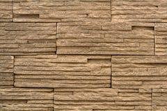 Modern mosaic wall Royalty Free Stock Image