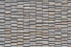 Modern mosaic wall Stock Images