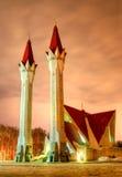 Modern moské Arkivfoto