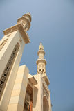 modern moské Royaltyfri Fotografi