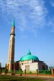 modern moské Arkivbild