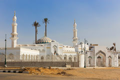 Modern Mosque of Muslims. Modern new Mosque Muslims at new Cairo City , Egypt Royalty Free Stock Photography