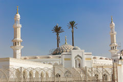 Modern Mosque of Muslims. Modern new Mosque Muslims at new Cairo City , Egypt Stock Photography