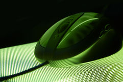 Modern mouse Stock Images