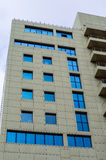 Modern multi-storey building in the city of Kaluga in Russia. Stock Photos