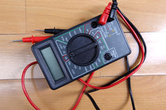 Modern multimeter Stock Photos