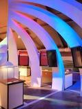 Modern museum, Krzemionki, Poland Royalty Free Stock Image