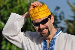 Modern Muslim Royalty Free Stock Image