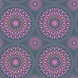 Modern Naadloos Behang vector illustratie