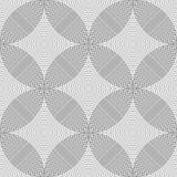 Modern naadloos geometrisch patroon Kan voor achtergronden worden gebruikt en de pagina vult Webontwerp Vector illustratie Stock Afbeelding