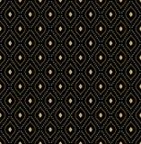 Modern Naadloos Patroon Stock Afbeeldingen