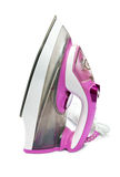 Modern new electric iron Royalty Free Stock Image