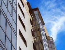 Modern, new executive apartment Stock Image