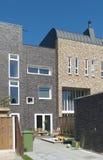 Modern new housing Stock Photography