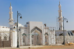 Modern Mosque of Muslims. Modern new Mosque Muslims at new Cairo City , Egypt Royalty Free Stock Image