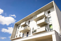 Plattenbau Stock Photography