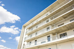 Plattenbau Royalty Free Stock Photo