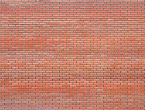 Modern new red brick wall, brickwork background, texture, patter Stock Image