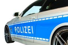 Modern nieuw die model van BMW-auto, bij disposa wordt geplaatst Stock Foto