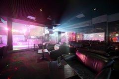 Modern night club in european style Stock Photo