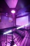Modern night club in european style Royalty Free Stock Photos