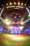 Modern night club in european style Royalty Free Stock Images