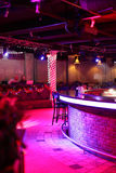 Modern night club in european style Royalty Free Stock Photos