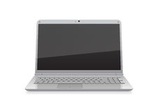 Modern notebook. The picture of modern shading notebook royalty free illustration