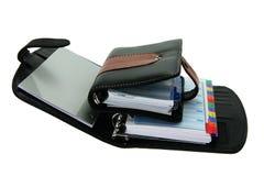 Modern notebooks Stock Photo