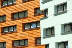 modern nr. för 2 facades Royaltyfria Bilder